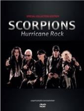 SCORPIONS  - DVD HURRICANE ROCK