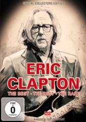 ERIC CLAPTON  - DVD THE BEST, THE REST, THE RARE