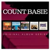 BASIE COUNT & HIS ORCHESTRA  - 5xCD ORIGINAL ALBUM SERIES