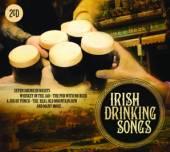 VARIOUS  - CD IRISH DRINKING SONGS