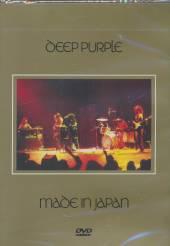 DEEP PURPLE  - DVD MADE IN JAPAN