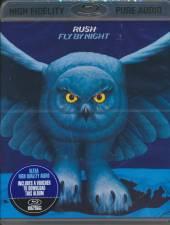 RUSH  - BRA FLY BY NIGHT/AUDIO