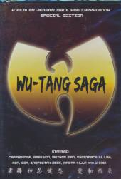 WU-TANG CLAN  - DVD WU-TANG SAGA