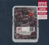 NAPALM DEATH  - CD APEX PREDATOR - EASY MEAT (LTD.ED.)