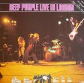DEEP PURPLE  - 2xCD LIVE FROM LONDON