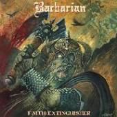 BARBARIAN  - CD FAITH EXTINGUISHER