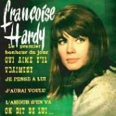 HARDY FRANCOISE  - CD LE 1ER BONHEUR DU JOUR