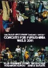 PETER BRöTZMANN CHICAGO TENTE..  - DVD CONCERT FOR FUKUSHIMA [DVD VIDEO]