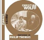 WOLFF CHRISTIAN  - CD PIANIST: PIECES