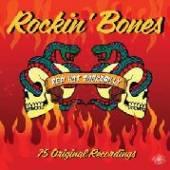 VARIOUS  - CD ROCKIN' BONES - RED HOT ROCKABILLY