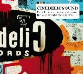 VARIOUS  - 2xCD CINEDELIC SOUNDS
