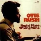 RUSH OTIS  - VINYL RIGHT PLACE WRONG.. -HQ- [VINYL]