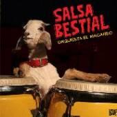 ORQUESTA EL MACABEO  - CD SALSA BESTIAL