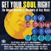 VARIOUS  - 3xCD GET YOUR SOUL RIGHT