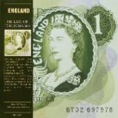 ENGLAND  - CD LAST OF THE JUBBLIES..
