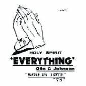 JOHNSON OTIS G  - VINYL EVERYTHING - GOD IS LOVE [VINYL]