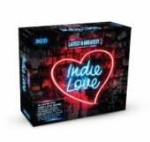 VARIOUS  - CD INDIE LOVE - LATEST & GRE