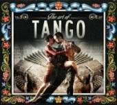 VARIOUS  - CD THE ART OF TANGO