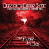 BLINDSIDE BLUES BAND  - CD SMOKEHOUSE SESSIONS 2