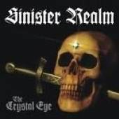 SINISTER REALM  - CD THE CRYSTAL EYE