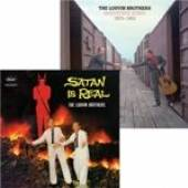 LOUVIN BROTHERS  - 2xCD SATAN IS REAL/HANDPICKED