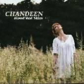CHANDEEN  - CD BLOOD RED SKIES
