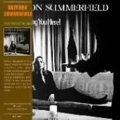 SUMMERFIELD SAFFRON  - CD FANCY MEETING YOU HERE