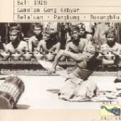 VARIOUS  - CD BALI 1928:GONG KEBYAR.GAM