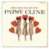 PATSY CLINE  - CD FROM CHURCH TO COURT ROOM