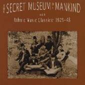 SECRET MUSEUM OF MANKIND 2: ET..  - VINYL SECRET MUSEUM ..