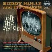 HOLLY BUDDY  - VINYL OFF THE RECORD ON AIR [VINYL]