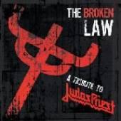 JUDAS PRIEST =TRIB=  - CD BROKEN LAW