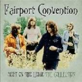 FAIRPORT CONVENTION  - CD MEET ON THE LEDGE - THE COLLECTION