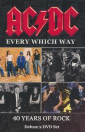 AC/DC  - DVD EVERY WHICH WAY (2DVD)