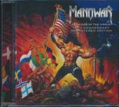 MANOWAR  - CD WARRIORS OF THE W..