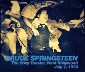 SPRINGSTEEN BRUCE  - CD ROXY THEATER, WES..