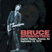 BRUCE SPRINGSTEEN  - CD LIVE AT THE CAPIT..