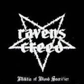 RAVENS CREED  - CD MILITIA OF BLOOD..