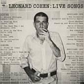 COHEN LEONARD  - VINYL LIVE SONGS [VINYL]