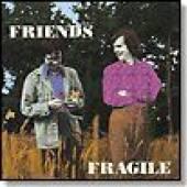 FRIENDS  - CD FRAGILE -LP SLEEVE-