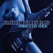 BLINDSIDE BLUES BAND  - CD RAISED ON ROCK