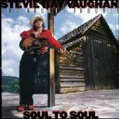 VAUGHAN STEVIE  - VINYL SOUL TO SOUL [VINYL]