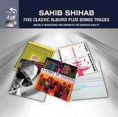 SHIHAB SAHIB  - 4xCD 5 CLASSIC ALBUMS PLUS