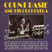 BASIE COUNT & HIS ORCHES  - 2xCD ONE NIGHT STAND..