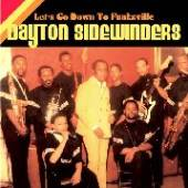 DAYTON SIDEWINDERS  - CD LET'S GO DOWN TO FUNKSVIL