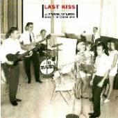WILSON J FRANK & CAVALI  - CD LAST KISS