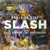SLASH  - 2xVINYL WORLD ON FIR..