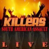 KILLERS  - VINYL SOUTHAMERICANASSAULTLIVE [VINYL]