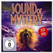 VARIOUS  - CD SOUND OF MYSTERY. 2CD+DVD