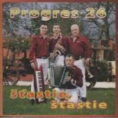 PROGRES  - CD 26.STASTIE, STASTIE